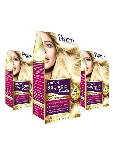 Agiss Agiss Saç Açıcı Powder X3 Renksiz